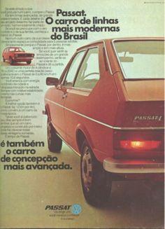 Passat L (1975) - Volkswagem