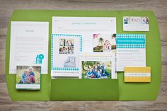 welcome packet - design aglow