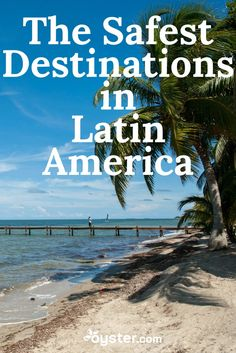 With fear of terrorism spreading across Europe, and continued unrest in regions of the Middle East and northern Africa, many travelers are opting for Latin America. Many countries in Latin America get high marks for safety, and (bonus) also happen to be beautiful, culturally-rich destinations. Cases in point: these eight places we've handpicked.