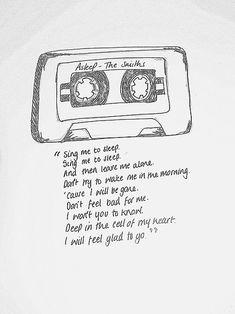 """Asleep,"" The Smiths lyrics"