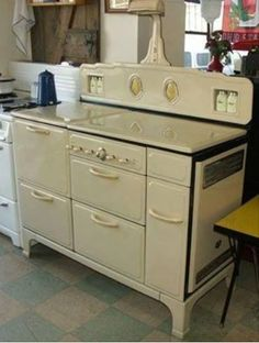 Vintage Cook Stove &