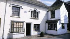 William Heelis' solicitors office, now the Beatrix Potter Gallery, Hawkshead Credit: National Trust Images/Alex Black Beatrix Potter, Beautiful Islands, Beautiful Places, Northern England, England And Scotland, Red Walls, National Trust, Great British, Peter Rabbit