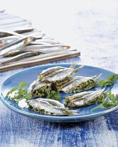 Alici al forno con ripieno di verdura - Tutte le ricette dalla A alla Z - Cucina Naturale - Ricette, Menu, Diete