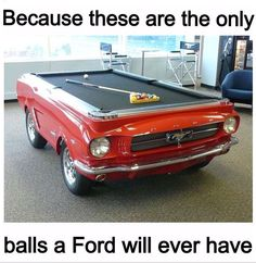 Only balls a Ford will ever have ;P