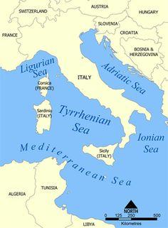 Mar da Ligúria - Pesquisa do Google