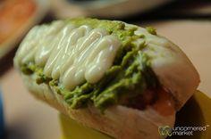 Completo Hot -Dog - Santiago, Chile