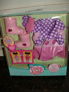 Baby Alive Hasbro Doll Food Juice Diapers Toys R Us Super