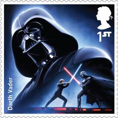 Dark-Vador-timbre-star-wars-royal-mail-collection-stamp [615 x 620]
