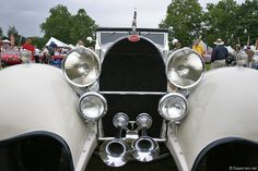Bugatti Royale Cabriolet Weinberger