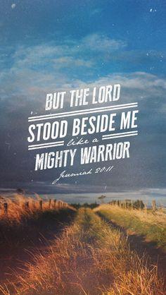 jeremiah 20:11 printable - Google Search