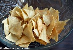 Comment on Homemade Tortilla Chips