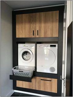 Unique Laundry Room Decoration Ideas Just For You - Waschraum - House Design, Room Design, Interior, Home, Laundry Room Decor, House Interior, Home Interior Design, Bathroom Design, Vintage Laundry Room