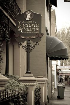 Entrance to Victoria Court   Flickr - Photo Sharing!