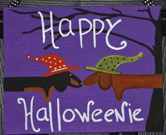 Happy Halloweenie! @Jennifer Gooch