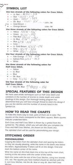 Solo Patrones Punto Cruz (pág. 266) | Aprender manualidades es facilisimo.com