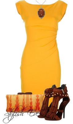"Great colors and shoes! ""NADA"" by stylisheve ❤ liked on Polyvore"