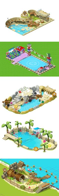Homes for animals on Behance:
