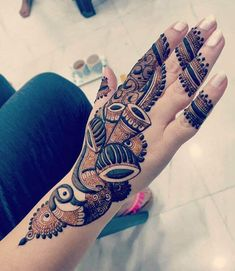 50 Most beautiful Dehradun Mehndi Design (Dehradun Henna Design) that you can apply on your Beautiful Hands and Body in daily life.