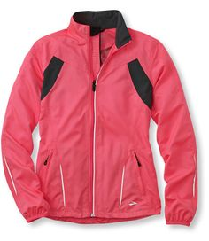 Glow-in-the-dark wear for daylight savings time. I'll use this: Women's Essential Run Jacket II: L.L.Bean