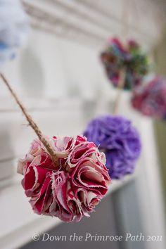 spring fling garland