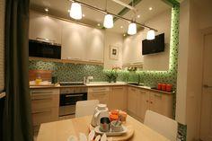 Дизайн и ремонт кухни, кухонные гарнитуры