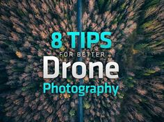 8 Tips for Better Drone Photography – Tips & tricks that will help you capture better aerial imagery with your drone. Topics covered: Bracketing, ISO, slow shutter, ND filters & polarizing filters Drone App, Buy Drone, Drone Quadcopter, Drone Videography, Drone Filming, Latest Drone, Phantom Drone, Phantom 3, Polarizing Filter
