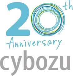 20th anniversary cybozu
