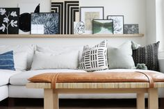 13 Ikea Decor Hacks Currently Blowing Our Minds Retro Furniture, Ikea Furniture, Furniture Stores, Kitchen Furniture, Luxury Furniture, Bedroom Furniture, Furniture Ideas, Skogsta Ikea, My Living Room