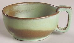frankoma soup mug - some day I would like to complete my set