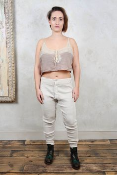 Vintage Loungewear with Magnolia Pearl  http://www.oliviamay.org/products/outfits/winter-outfits/lacy-loungewear