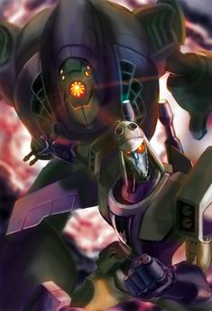 Blitzwing and Lugnut by ~Doomsplosion on deviantART