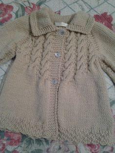 Tejido Mano - Vestuario Y Calzado - Merc - Diy Crafts - Marecipe Baby Knitting Patterns, Kids Patterns, Coat Patterns, Diy Crafts New, Diy Crafts Knitting, Crochet For Kids, Crochet Baby, Knit Crochet, Knitted Stuffed Animals