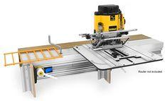 WoodRat® Joinery Machine - Woodworking