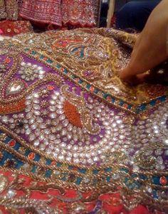 Mehindi dress