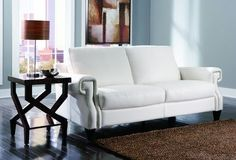 Zola Sofa for a reception area or comfortable office. By CORT Furniture Rental.