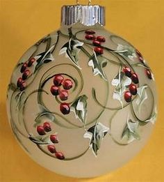 Best 20+ Hand painted ornaments ideas on Pinterest ...