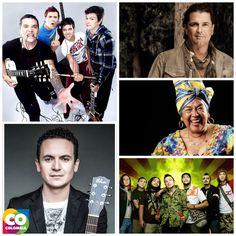 Felicitaciones a los artistas colombianos nominados al #GrammyLatino  #LobuenodeCOlombia ¡es su talento!