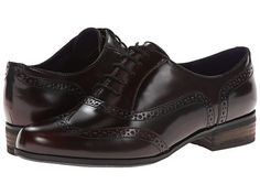 Clarks Hamble Oak Burgandy Patent Leather - Zappos.com Free Shipping BOTH Ways