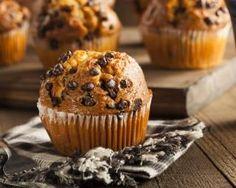 Muffins vanillés aux pépites de chocolat : http://www.fourchette-et-bikini.fr/recettes/recettes-minceur/muffins-vanilles-aux-pepites-de-chocolat.html