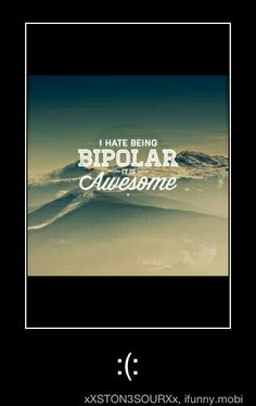 Bipolar humor