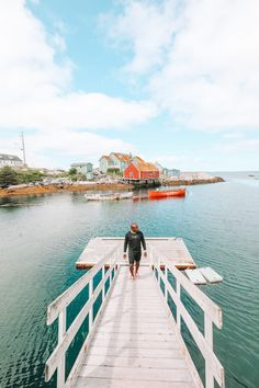 Nova Scotia From Halifax To Peggy's Cove And Lunenberg. In Nova Scotia, Canada Nova Scotia Travel, Atlantic Canada, Canada Travel, Canada Canada, Alberta Canada, World Heritage Sites, East Coast, Travel Inspiration, Travel Photography