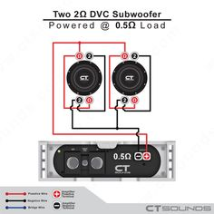 39 best subwoofer wiring diagram images on pinterest in 2018 rh pinterest com