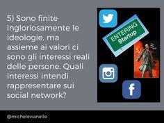 Ideologie e interessi nella comunicazione politica http://www.slideshare.net/michelevianello/15-principi-per-una-corretta-comunicazione-politica-nellepoca-del-social-networking
