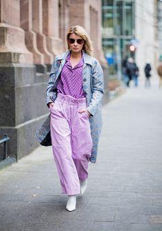 Las 8 Tendencias En Moda Que No Pueden Faltar En Tus Resoluciones De 2018 – Cut & Paste – Blog de Moda