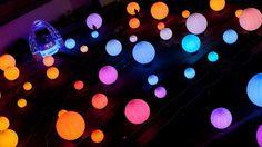 led light artwork - Buscar con Google