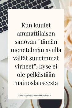 Anna anteeksi, jos digiyrittäjyys ja bloggaaminen näyttää helpolta | Tiia Konttinen | www.tiiakonttinen.fi/blogi | #bloggaaminen #blogi #digiyrittäjyys