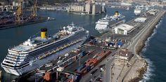El Puerto de Barcelona concentra la oferta navideña del Grupo Costa en España