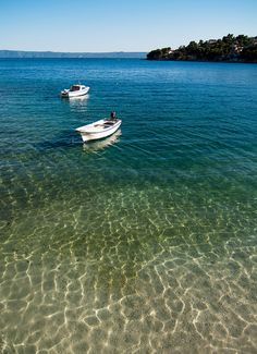 Brac Island, Croatia. I would love to visit...maybe under the guise of doing family history?