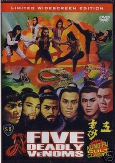 Shaw Bros. productions...how I spent Sat. p.m. as a kid