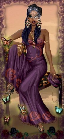 Dress Up Games | Diva Chix: The Fashionista's Playground